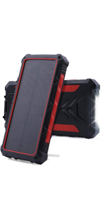 solar charger wireless