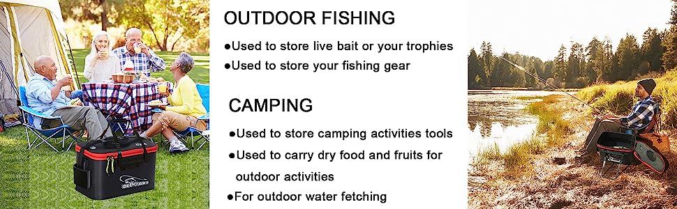 OUTDOOR FISHING AND CAMPINGG