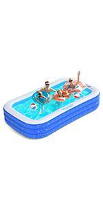 3m swimming pool