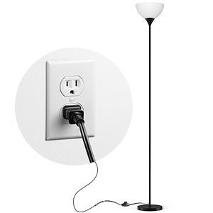 plug the power