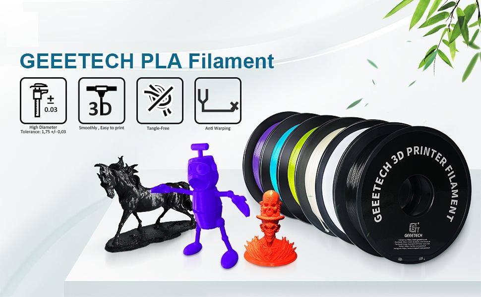 Geeetech pla filament