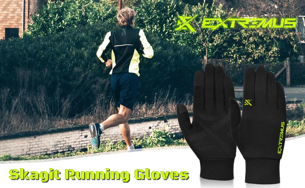 Skagit Running Gloves