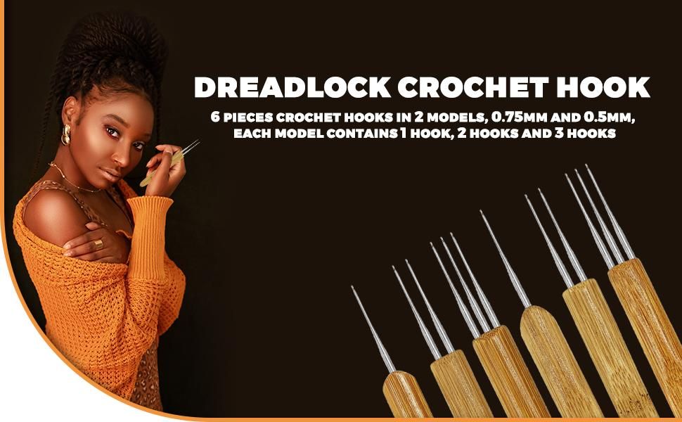 Dreadlocks Crochet Hooks