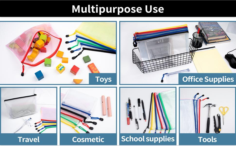 Multipurpose Use