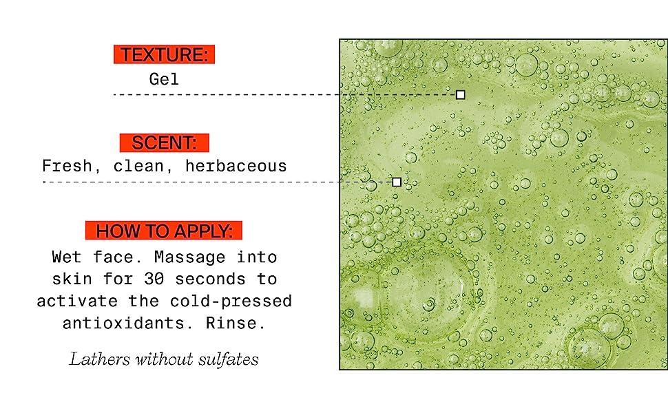 Sredstvo za čišćenje pjenastim gelom, čisti svježi miris, pjene bez sulfata
