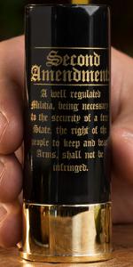 B081YMK8PP - 2ND AMENDMENT BLACK SHOT