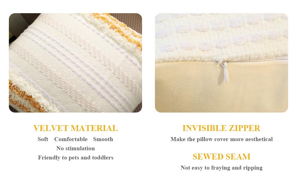 boho pillow covers