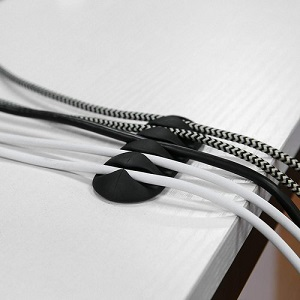 Cable Management, cable organizer, cord organizer, cable clip holder