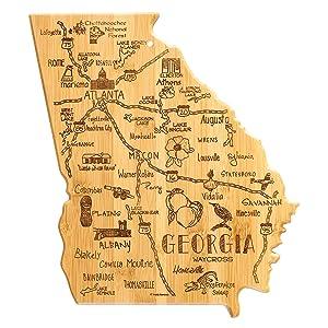 Destination Georgia Serving and Cutting Board