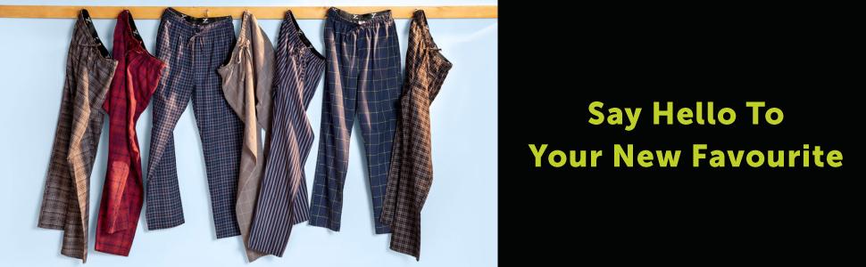 XYXX Checks Pyjama