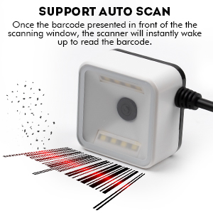 Support Auto Scan