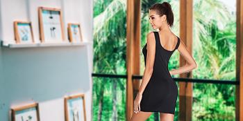 Seamless Dress Slips for Women