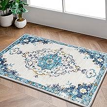 DECOMALL Area Rugs, Area Persian Rug, Carpet Area Rugs, Traditional Persian Rug,