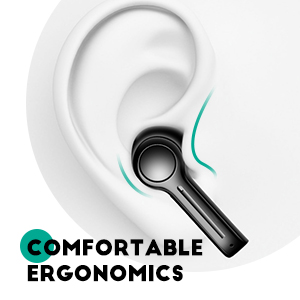 Bluetooth Kopfhörer, Kopfhörer Kabellos In Ear