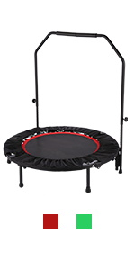 Trampoline for adults