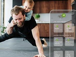 Gebruik voor uw gemak de iRobot home app