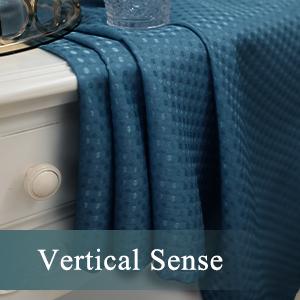 vertical sense