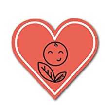 Logo of a heart representing love