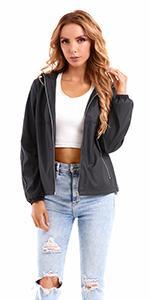 Hooded Loose Jacket