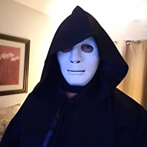 Halloween Hooded Tunic
