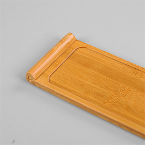 little tray bamboo tray matcha acacia wooden dishes eating