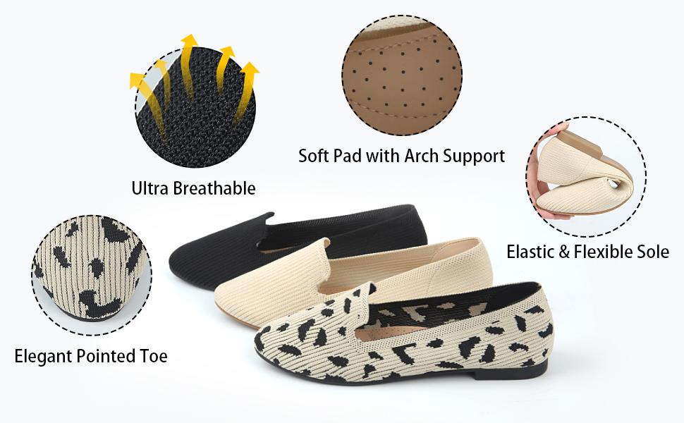 Details of Samilor's Loafers