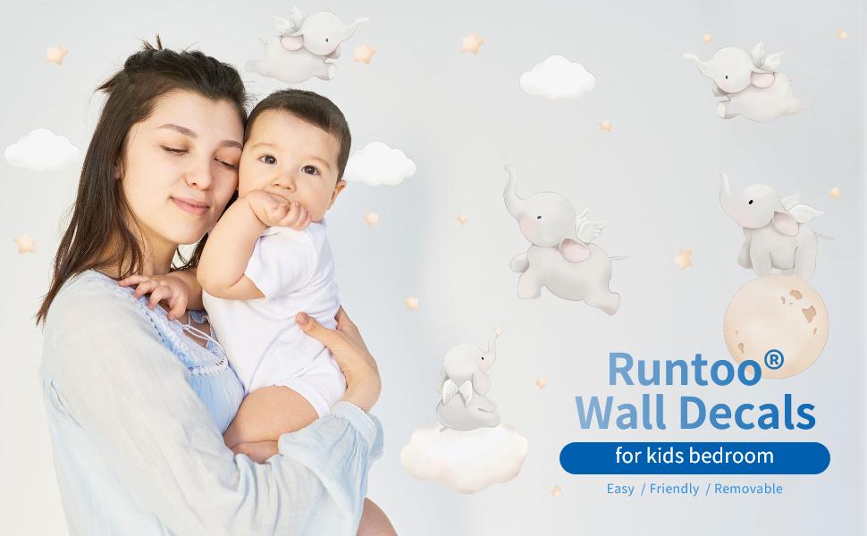 wall stickers decals decor for living room bedroom kids bathroom baby nursery child vinyl