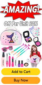 Pretend Play Makeup Kit