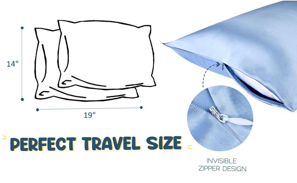 silk toddler pillowcase