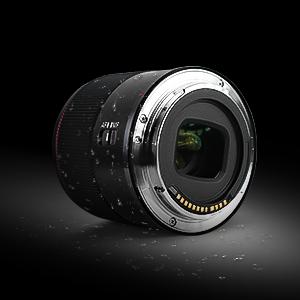 F2 large aperture Wide Angle Prime Lens