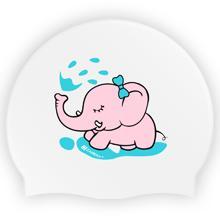 elephant swim cap
