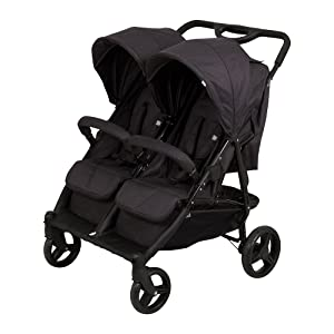 019112-384 Apari Twin Stroller Cinder