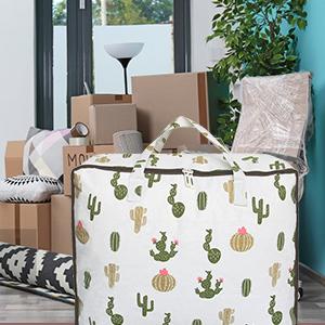 large bag for clothes,under bed storage