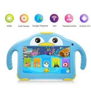 UCMDA 7 Inch Android 10.0 Kids Tablet