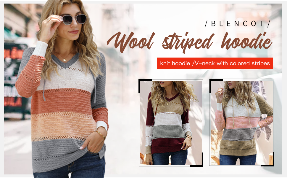 Fall Hoodies Drawstring Hooded Sweatshirt