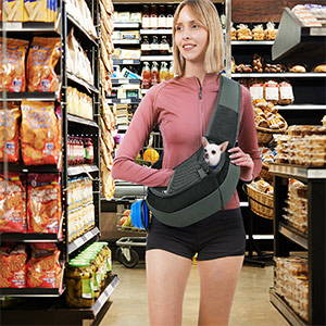 Shopping with your pet