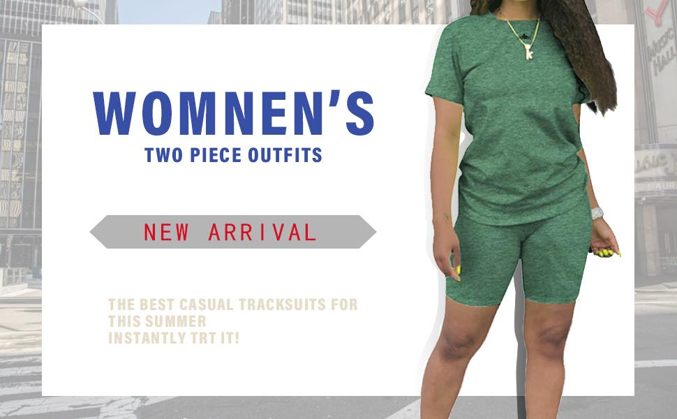 two piece outfit for women