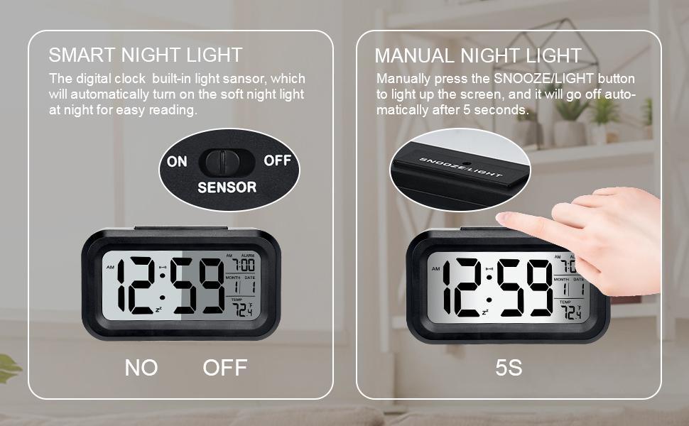 Small Desk Clocks