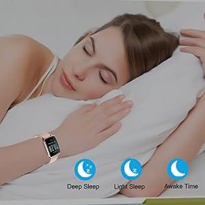 Monitoraggio del sonno e sveglia