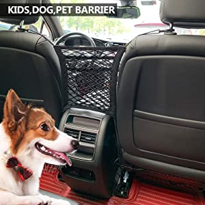 Backseat Barrier for Dogs