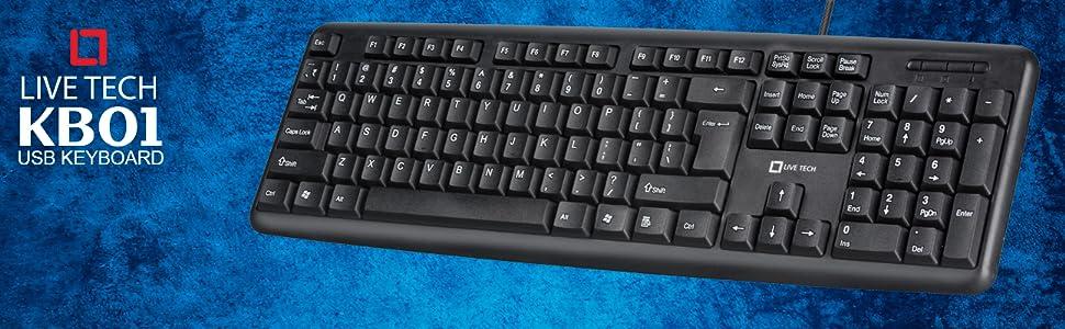 KB01 keyboard