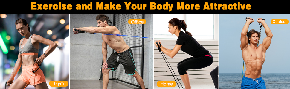 Workout Bands,Exercise Bands,Fitness Training Bands