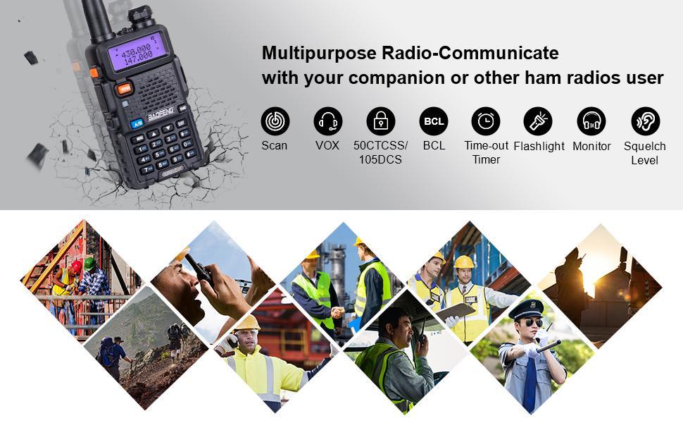 multipirpose radio