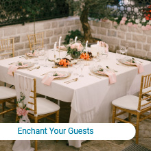 Enchant Your Guests