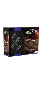Star Wars Armada Separatist Alliance Fleet Starter Miniature Battle Game Fantasy Flight Games