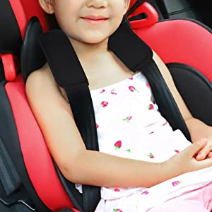 Accmor Car Seat Strap Covers for Baby Kids