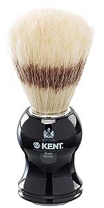 KENT VS60 Pure Bristle Shaving Brush