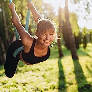 aerial fitness Aerial Yoga
