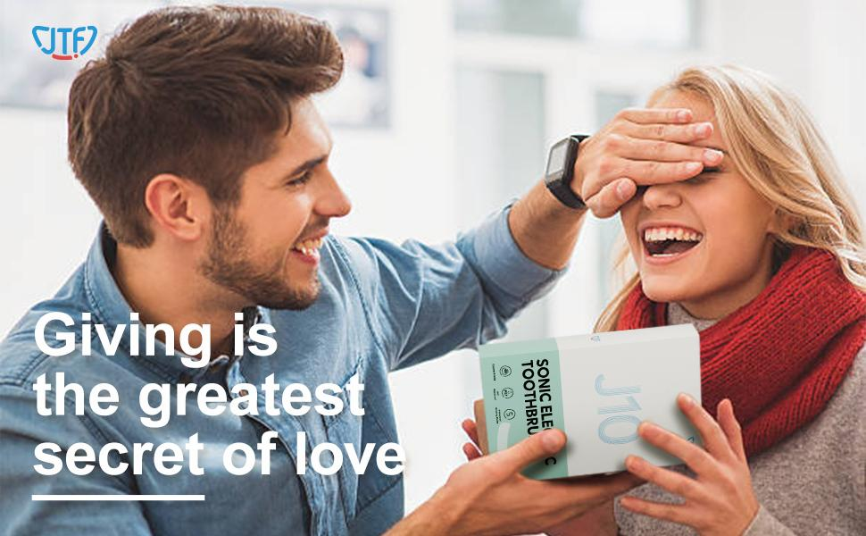 Gift for Lover electric toothbrush for adults