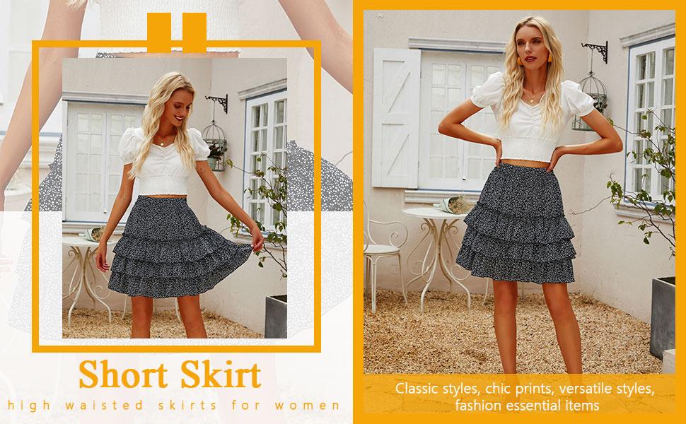 short skirts for women